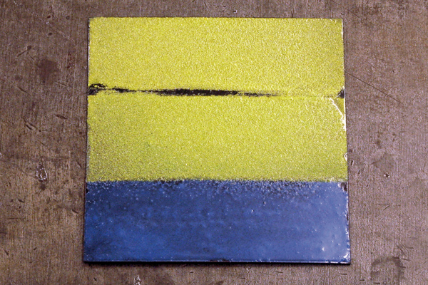Grabmal Manufaktur Berlin - Emaille Farbmuster